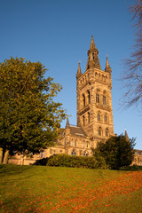 Glasgow University Main Building