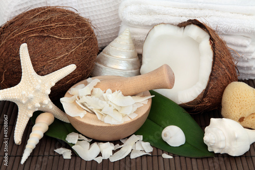 Coconut Spa Treatment