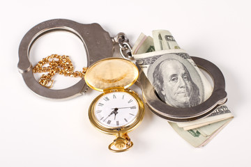 doing time for money