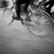 bicycle in motion - 49291855