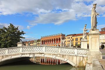 Prato della Valle,Padova, Italy
