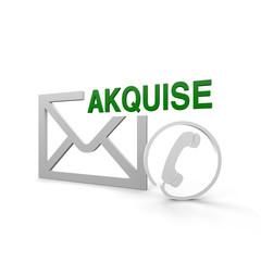 akquise, kaltakquise, mailing,