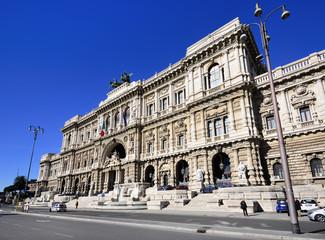 Corte di Cassazione, Palazzo di Giustizia, Roma