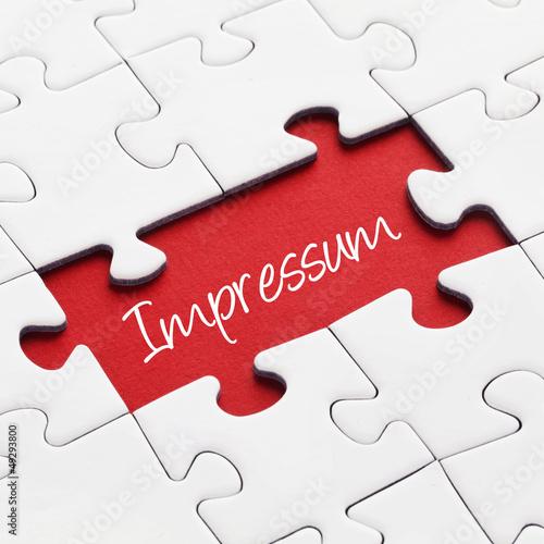 Puzzle - Impressum