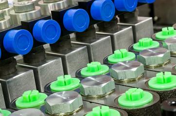 Hydraulic Coils