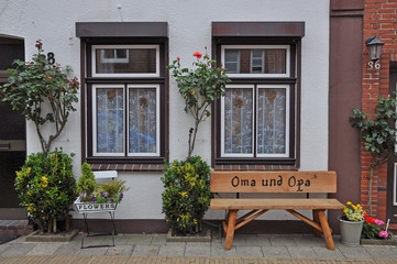 Haus in Friedrichstadt