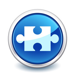 button blue puzzle