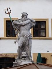 Neptunbrunnen, Görlitz