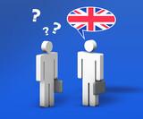 Fototapety Business English Chat