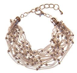 bracelets, isolated