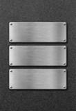 Fototapeta aluminium - tło - Metal
