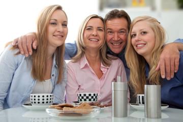 Zusammenhalt in der Familie