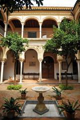 Casa de los Pinelo, palacio renacentista, Sevilla