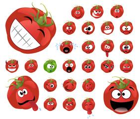 pomodori espressivi