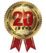 20 Jahre - Jubiläum