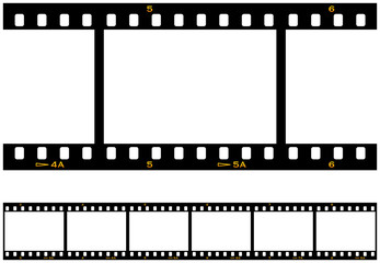 Searmless Repeating Filmstrip