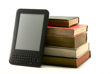 ebook and books I
