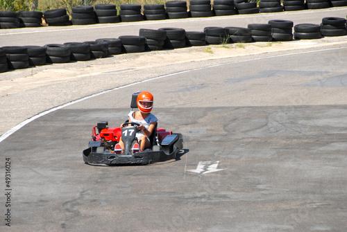 karting, Roses