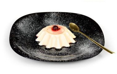 Creme Caramel Dessert (Panna Cota)