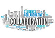 "Word Cloud ""Collaboration"""