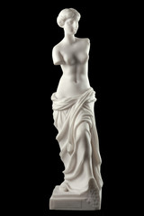 Aphrodite of Milos , goddess of love and beauty
