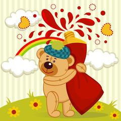teddy bear artist