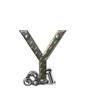 Alphabet Metal Shop Y