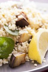 Bulgur Salad Vertical