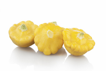 Three Pattypan