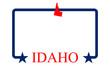 Idaho frame