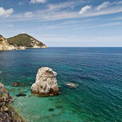 Sansone, Isola d'Elba