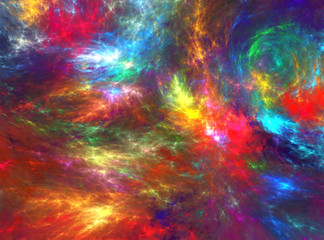 Awesome color bright background