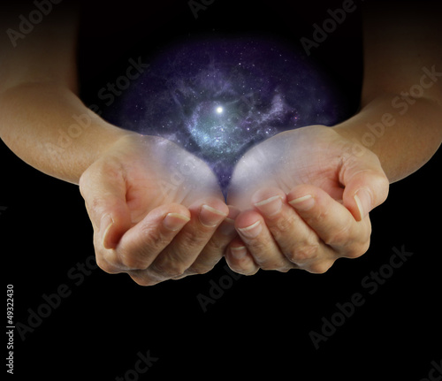 Holding the Galaxy