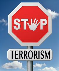 stop terrorism
