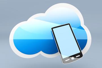 Smartphone Cloud.