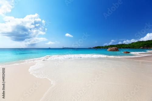 Fototapeten,bellen,strand,blau,wolken