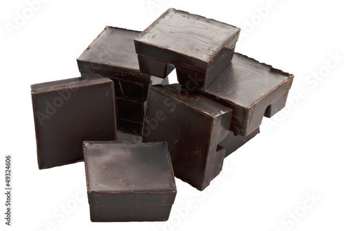 chocolate baking squares