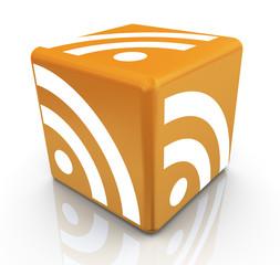 3d rss cube