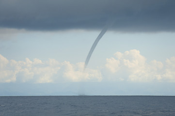 Tornado (Waterspout)
