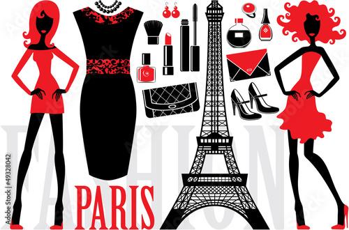 modny-zestaw-z-sylwetkami-kobiet