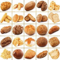 pane collage