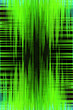 Green audio recording equalizer background