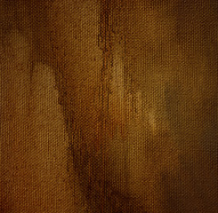 ancient canvas with rusty smudges, painting,  illustration, back
