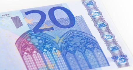 20 Euro Banknote