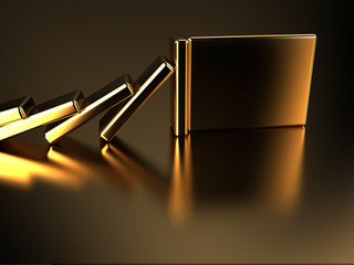 Golden domino