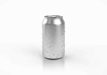 can with drop