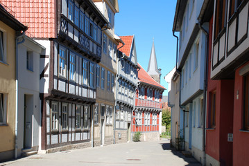 in Quedlinburg