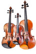 family of violins