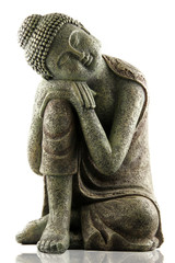 träumender Buddha