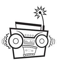 Yelling Radio!